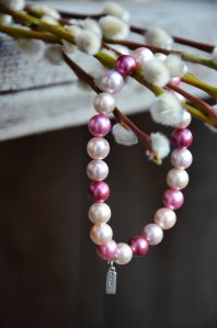 Norma armband, 94923-12, Pearls for Girls
