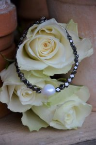 Regina armband, 94932-03, Pearls for Girls