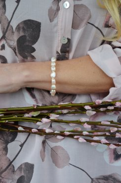 Laureen Armband, 94928-01, Pearls for Girls